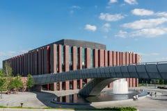 Seat of Polish National Radio Symphony Orchestra Stock Images