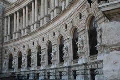 Seat presidencial austríaco barroco Imagenes de archivo