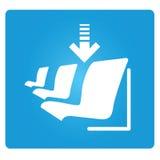 Seat qui Immagini Stock