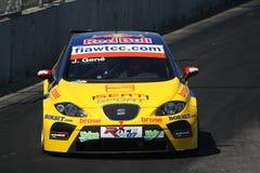 Seat race car stock photos
