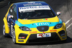 Seat race cars Stock Photography