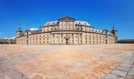 Seat royal de San Lorenzo de El Escorial en Espagne Image stock