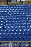 Seat of stadium Royalty Free Stock Photos