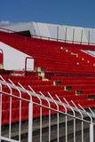 Seat stadium Stock Photo