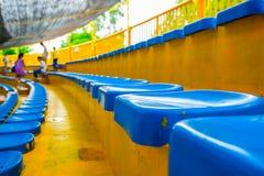 Seat stadium. At the neat Royalty Free Stock Image