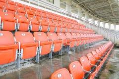 Seat in stadium Royalty Free Stock Image