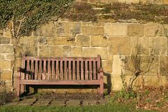 Seat in the Sun royalty free stock image