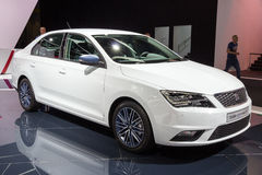 Seat Toledo Connect Stock Photography