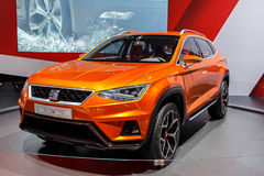 Seat 20v20 Concept Car Stock Images