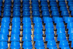 Seat for watch some sport Royalty Free Stock Photography