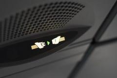 Seatbelt Fotografia de Stock