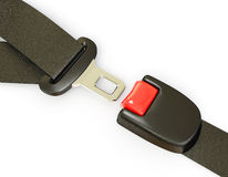 seatbelt Fotografia Stock