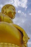 Seated Buddha Stock Image