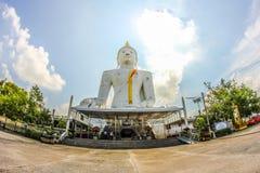 Seated Buddha image Royalty Free Stock Photo