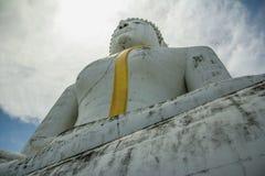Seated Buddha image Royalty Free Stock Photos