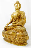 SEATED BUDDHA SIDE VIEW Stock Images