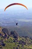 seater 2 paragliding Стоковая Фотография RF