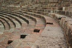 seating арены римский Стоковое фото RF