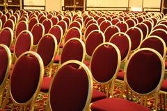 seating аудитории открытый стоковые фотографии rf