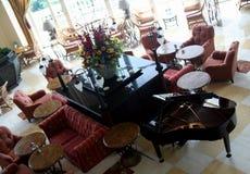 seating рояля штанги Стоковые Изображения