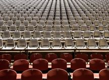 Seating at Auditorium Royalty Free Stock Image