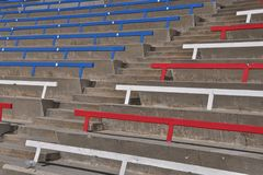 Seating Capacity Royalty Free Stock Photos
