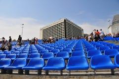 seating singapore Формула-1 Стоковые Фотографии RF