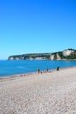 Seaton beach. Stock Photos