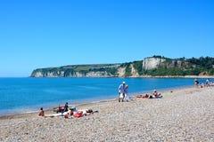 Seaton beach. Stock Image