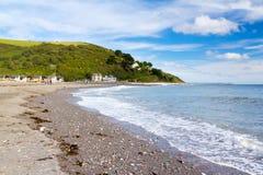 Seaton Cornwall England R-U photos libres de droits