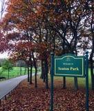 Seaton Park Arkivfoton
