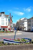 Seaton town centre. Stock Images