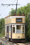 Seaton tramway devon Royalty Free Stock Photo
