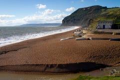 Seatown beach in Dorset Stock Photos