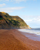 Seatown beach in Dorset Stock Image