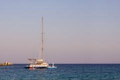 SeaTravel Summer Vacation Stock Image