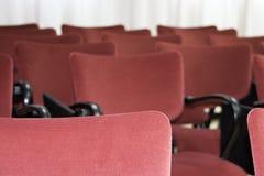 Seats_1 Fotos de Stock Royalty Free