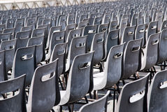 Seats Royalty Free Stock Photo