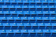Seats Royalty Free Stock Image