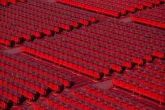 Seats in the Arena di Verona Royalty Free Stock Photo