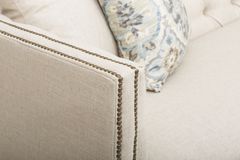 Sofa club chair sofa club, Light Beige Fabric Tufted Club Chair, Style Living Room Arm Chair, Size Sleeper sofas that are Perfects royalty free stock photos