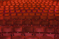 Seats full frame Royalty Free Stock Images