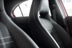 Seats in a German hatchback Stock Photography