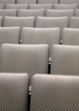 Seats in a hall Royalty Free Stock Images