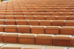 Seats for kneel Royalty Free Stock Images