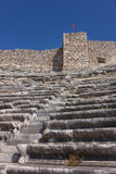 Seats in Miletus Royalty Free Stock Photography