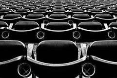Seats at Reser Stadium Stock Photography