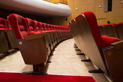 Seats in a theater and opera Stock Photography