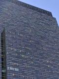 Seattle& x27;s现代建筑学 库存图片