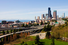 Seattle royalty free stock images